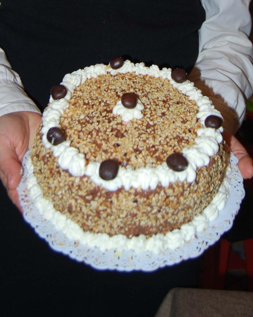 torta cioccolato 4 strati