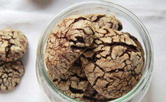 Chocolate crinkle cookies luglio 14